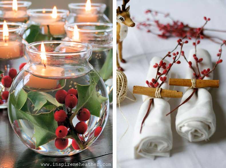 Decorazioni Tavola Natale Fai Da Te : Natale diy quando la decorazione è fai da te il chiodo fisso