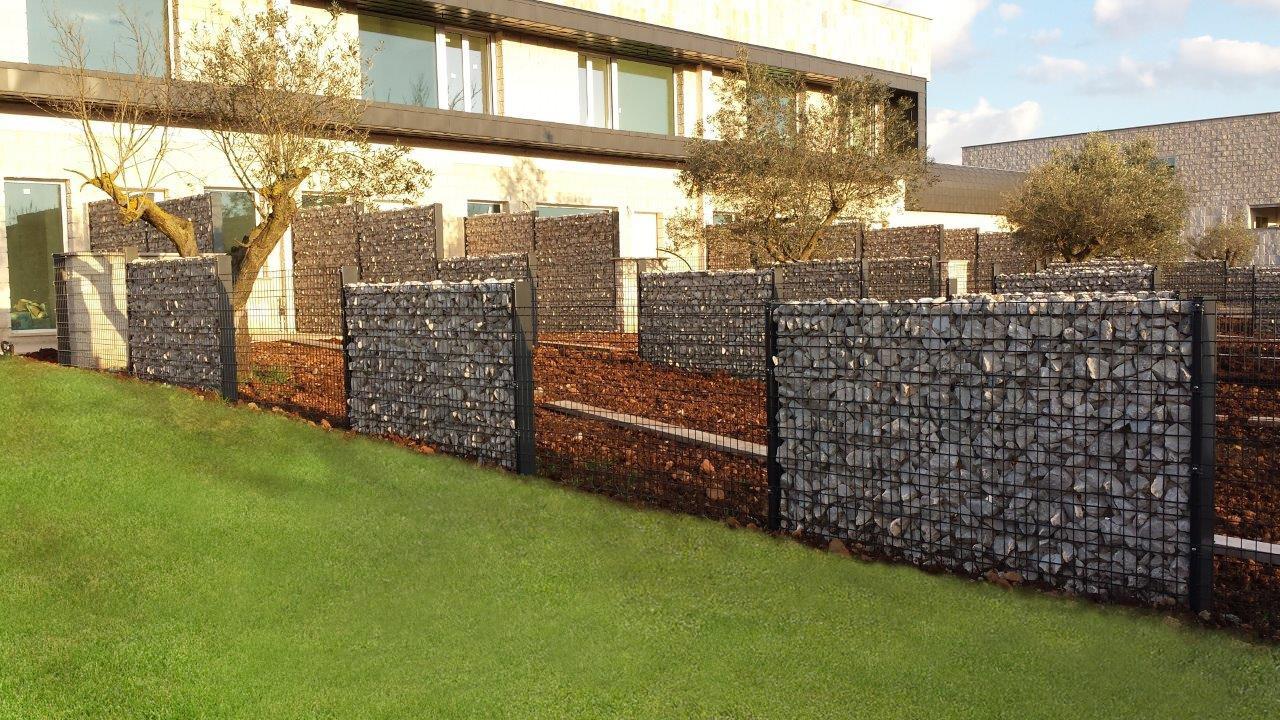 Zenturo la creativit fatta recinzione il chiodo fisso blog fraschetti - Recinzione per giardino ...