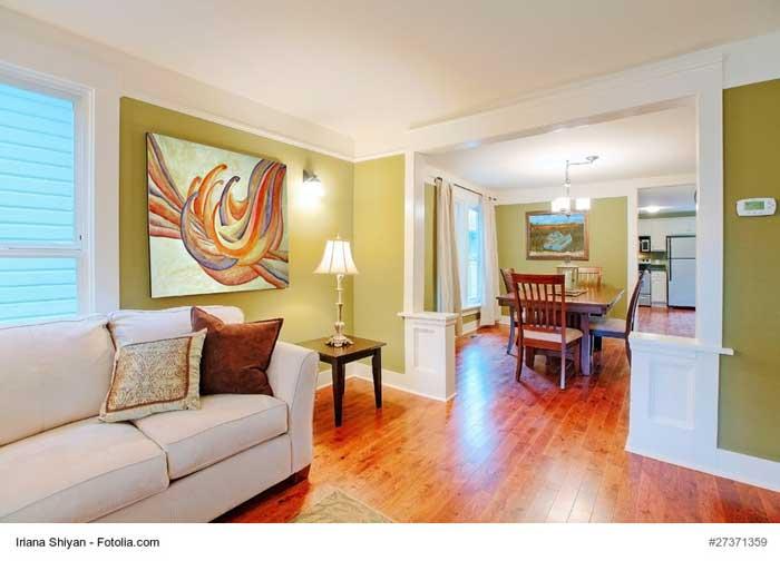 Come abbinare i colori delle pareti il chiodo fisso for Nuovi colori per pareti